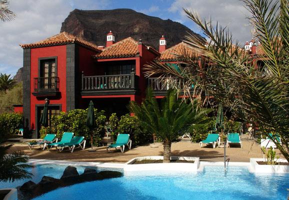Valle Gran Rey, Hotel in La Puntilla