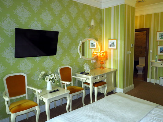 Deluxe Double/ Twin Room GREEN