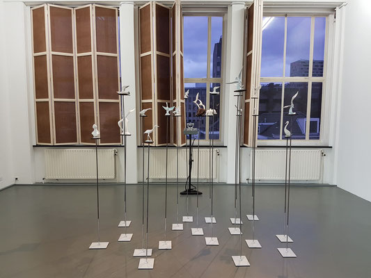 Ausstellungsraum im Witte de With Center for Contemporary Art