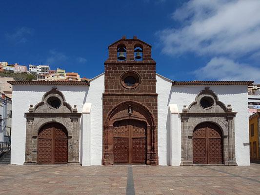 Iglesia N.S. de la Asunción in der Calle Real