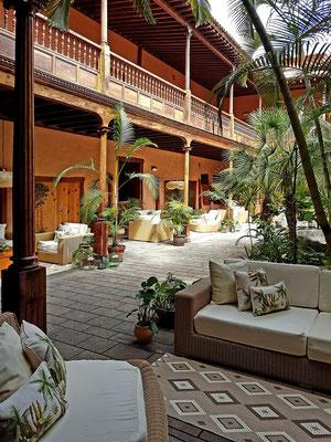 Garachico, Hotel La Quinta Roja