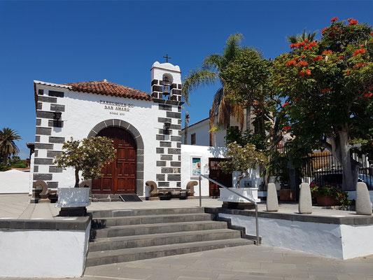 Ermita de San Amaro, 16. Jahrhundert