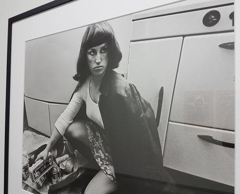 Cindy Sherman (geb. 1954 USA): Gelatin silver print, 1978