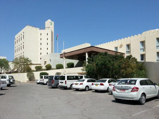 Ruwi Hotel