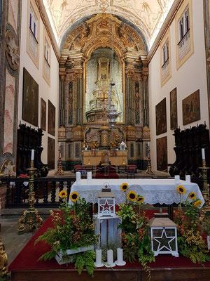 Kirchenschiff der Igreja da Misericórdia (18. Jh.)
