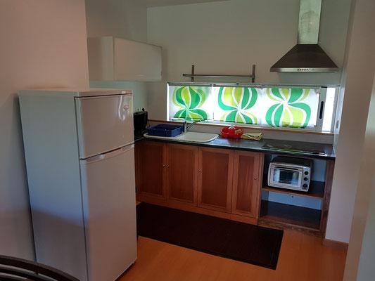 Quinta de Santana, Küche
