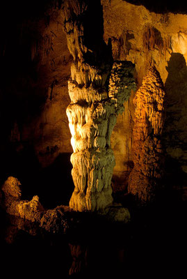 USA Texas, Carlsbad Caverns