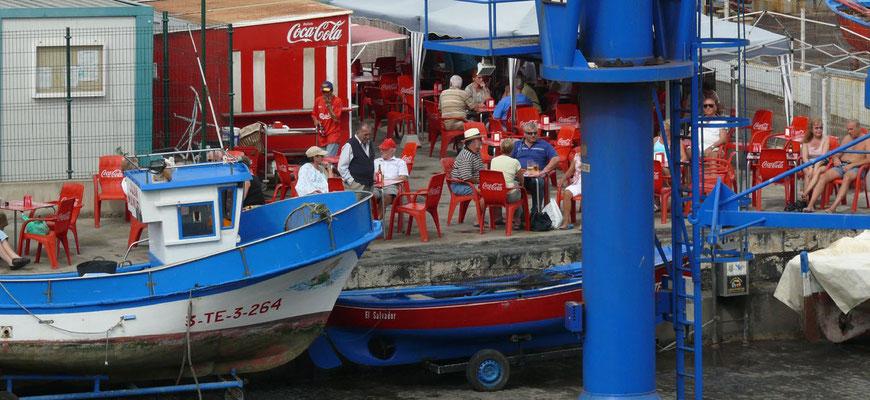 Puerto de la Cruz, Puerto Pesquero