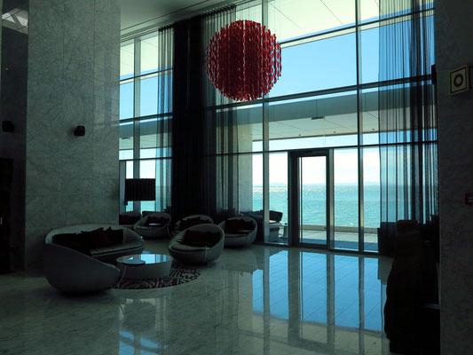 Hotel Myriad Lissabon, Hotelhalle