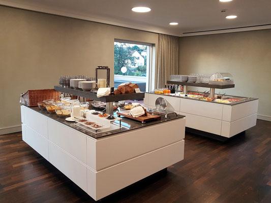 Hotel Consulat des Weins, Frühstücksraum