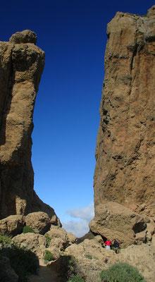 Wanderung am Roque Nublo
