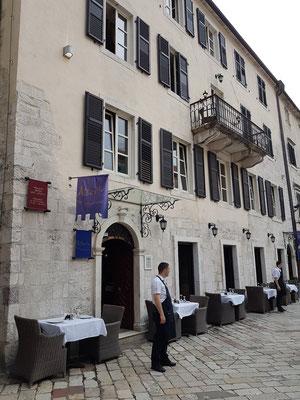 Boutique Hotel Astoria in der Altstadt von Kotor
