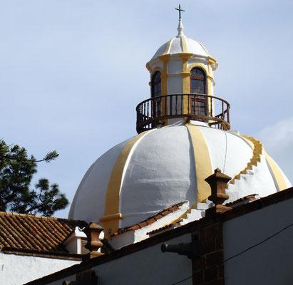 Teror, Kuppel der Nuestra Señora del Pino