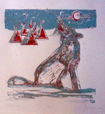 Januar - Wolfsvollmand
