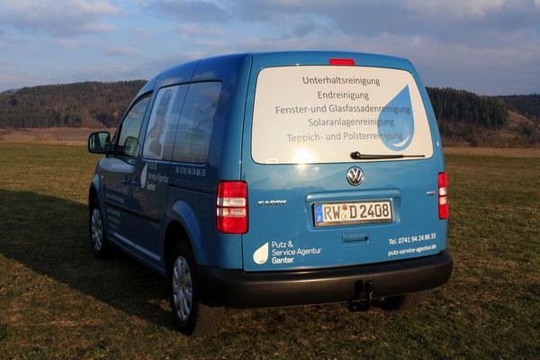 Auto der Putz & Service Agentur Ganter