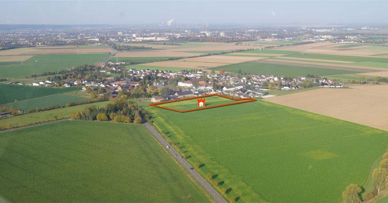 Luftbild Baugebiet 2