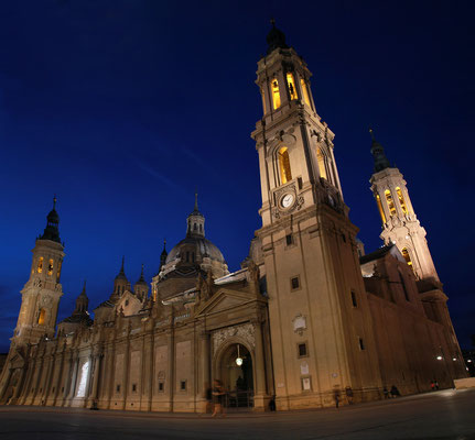 Saragosse, Cathedrale Saint Sauveur, Catedral del Salvador, Zaragoza