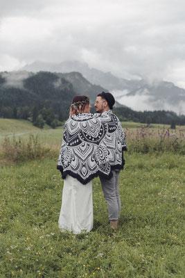 Mandala Roundie als Zeichen der Liebe - Foto von Maks Yasinski