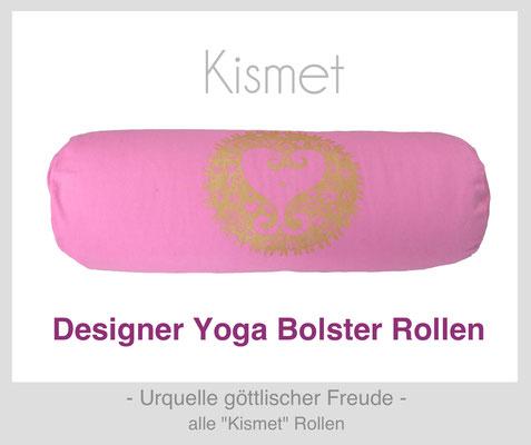 """Yoga Bolster Rollen """"Kismet"""""""