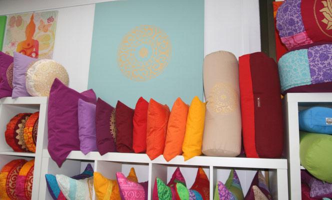 Designer Sofa-Kissen, Bolster und tolle Kraft-Bilder