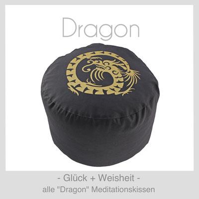 """Meditationskissen """"Dragon"""""""