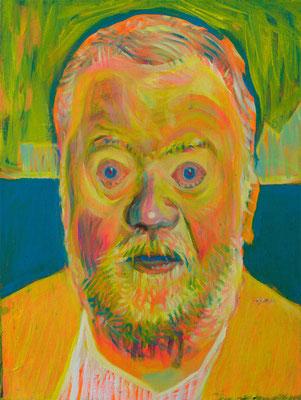 Henri Gervais (the Legacy, Nr 85) --- oil on canvas --- 30,5 cm x 40,6 cm --- 2021