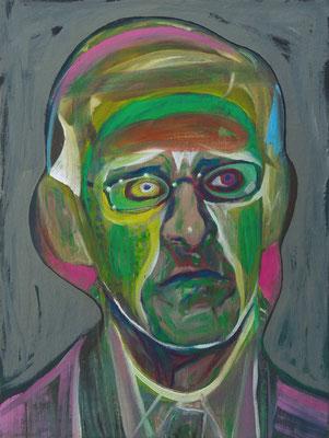Yves Eerdmans (the Legacy, Nr 87) --- oil on canvas --- 30,5 cm x 40,6 cm --- 2021