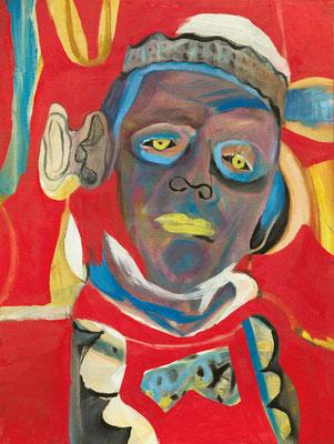 Edward Crowe, (the Legacy, Nr 41) --- oil on canvas --- 30,5 cm  x 40,6 cm --- 2019
