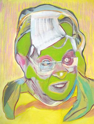 Amy Darling (the Legacy, Nr 79) --- oil on canvas --- 30,5 cm  x 40,6 cm --- 2020