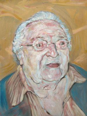 Bernd Lagerfeld, (the Legacy, Nr 3) --- oil on  canvas ---  30,5 cm  x 40,6 cm --- 2017