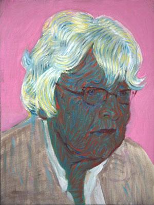Conny Merkel, (the Legacy, Nr 22) --- oil on  canvas ---  30,5 cm  x 40,6 cm --- 2018