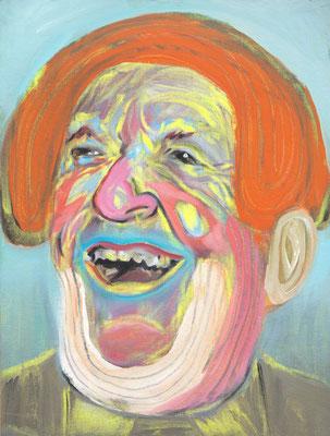 Piet Springsteen (the Legacy, Nr 74) --- oil on canvas --- 30,5 cm  x 40,6 cm --- 2020