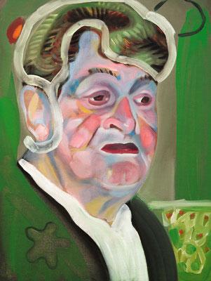 Vita Aberti (the Legacy, Nr 65) --- oil on canvas --- 30,5 cm  x 40,6 cm --- 2020