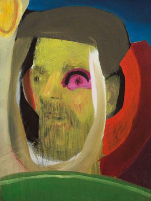 Vincent van Oranje, (the Legacy, Nr 33) --- oil on  canvas ---  30,5 cm  x 40,6 cm --- 2019