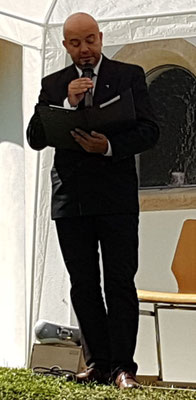 Pfarrer Marek Jan Cichorz