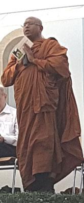 Priester Bhante Anuruddha