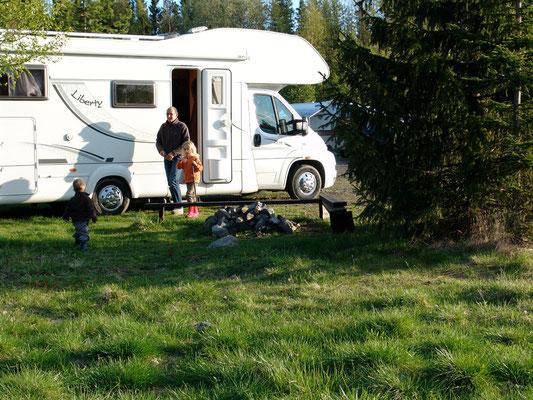 Naturcamping Cubbhögen