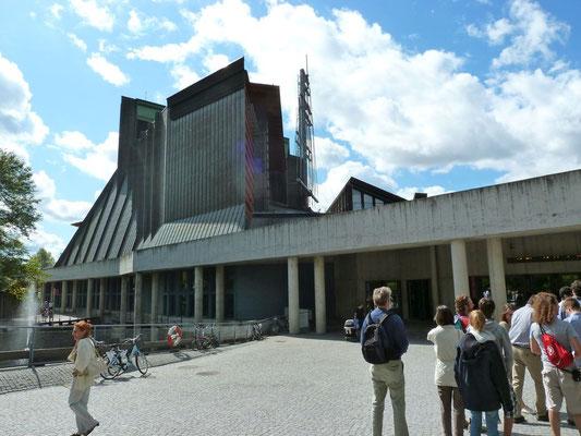 Am nächsten Tag der Besuch im Vasa Museum