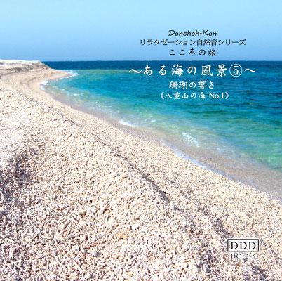 海の風景《海No.5珊瑚の響き》