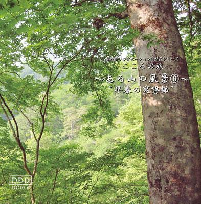 ある山の風景《山No.6富士の鳥》