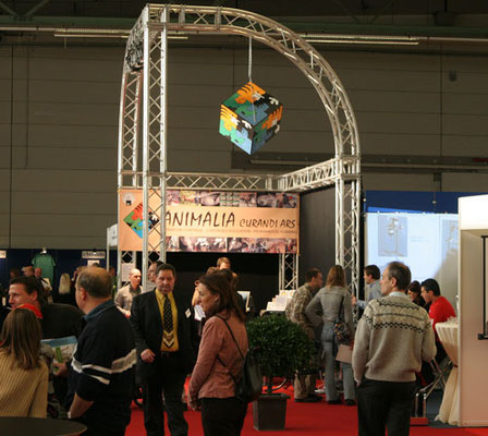 Gand Flanders Expo stand