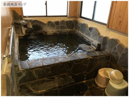 こうの湯浴槽