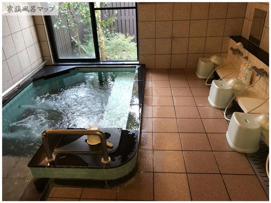 熊の川温泉 ちどりの湯お風呂