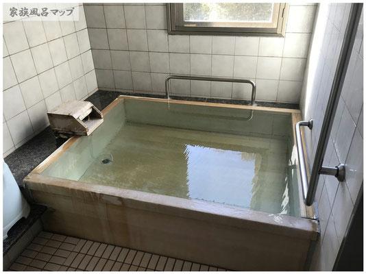 満天の湯 あすてらす浴槽