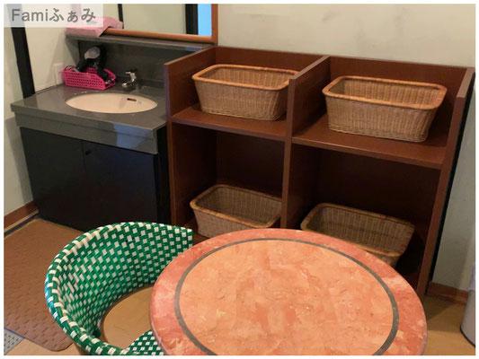湯の迫温泉太平楽の家族風呂お部屋