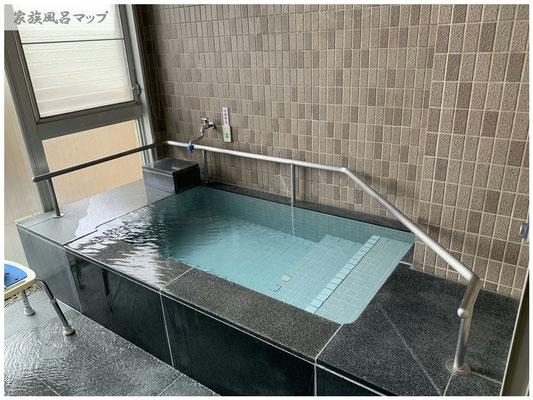 きららの湯浴槽