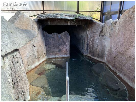 洞窟家族風呂