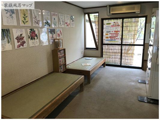 脇田温泉 楠水閣休憩所