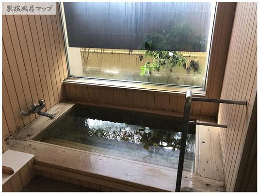 柳川温泉南風浴槽