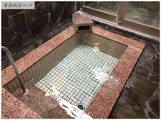 かかしの里 ゆぽっぽ浴槽